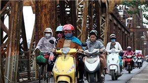 Thủ đô Hà Nội và khu vực Bắc Bộ đón không khí lạnh trước khi vào Hè