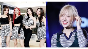 Red Velvet cập nhật sức khỏe của Wendy: Đang luyện giọng và hồi chức năng sau tai nạn