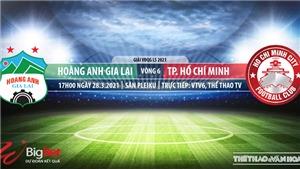 Soi kèo nhà cái HAGL vs TPHCM. VTV6. VTV5. TTTV. Trực tiếp bóng đá Việt Nam hôm nay