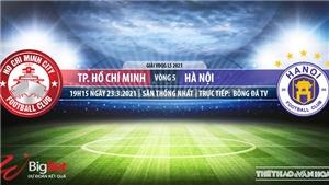 Soi kèo nhà cái TPHCM vs Hà Nội. BĐTV trực tiếp bóng đá Việt Nam hôm nay