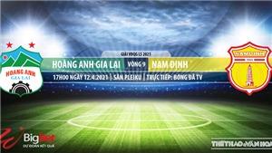 Soi kèo nhà cái HAGL vs Nam Định. BĐTV trực tiếp bóng đá Việt Nam hôm nay