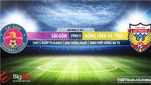 Soi kèo nhà cái Sài Gòn vs Hà Tĩnh. BĐTV. Trực tiếp bóng đá Việt Nam hôm nay