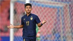 Soi kèo nhà cái U23 Thái Lan vs U23 Iraq, VCK U23 châu Á 2020. VTV6 trực tiếp