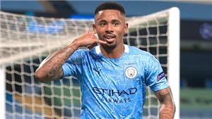 "Trực tiếp Dortmund vs Man City: Jesus cần những ""khoảnh khắc Aguero"""