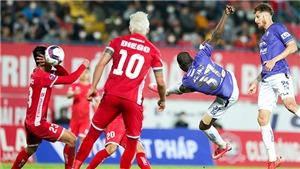 Vòng 4 LS V-League 2021: Hà Nội FC trở lại đường đua