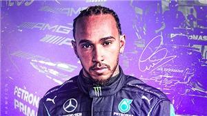 Giải đua Công thức 1 mùa 2021: Những kỉ lục chờ Lewis Hamilton