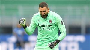 """Milan và """"vấn đề"""" Donnarumma"""