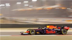 F1: Red Bull mạnh hơn nhờ Honda