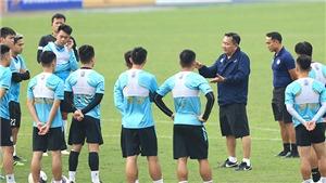 HLV Chu Đình Nghiêm: 'Các bạn ủng hộ HLV trưởng mới là lời tri ân với tôi'