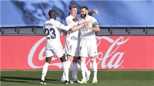 Hàng công Real Madrid: Mùa xuân của Benzema