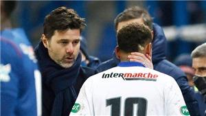Vấn đề của PSG: Khi Neymar làm đau đầu Pochettino