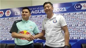 Vòng 8 LS V-League 2021, Đà Nẵng vs HAGL: Sông Hàn dậy sóng