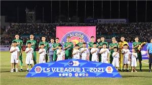 Khi Sài Gòn FC 'J-League hóa'