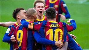 Sevilla 1-2 Barcelona: Koeman chiến thắng, Griezmann thất bại