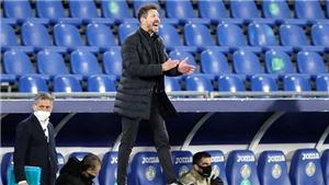 Cuộc đua vô địch La Liga: Những người Madrid lúng túng