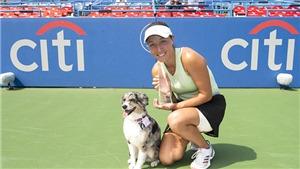 Jessica Pegula - Nữ tay vợt giàu nhất thế giới