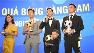 Văn Quyết xứng đáng giành Quả bóng Vàng Việt Nam