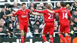 Những chiến thắng sân khách đáng nhớ của Liverpool
