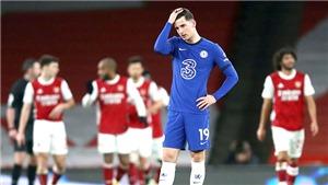 Chelsea của Lampard đang non tâm lý