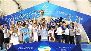 Đội hình tiêu biểu V-League 2020: Nhà vô địch Viettel áp đảo?