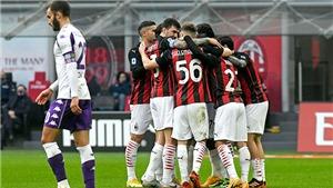 Không Ibrahimovic, Milan vẫn quá hay!