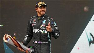 Lewis Hamilton lần thứ 7 vô địch thế giới: Kỷ lục và hơn thế nữa