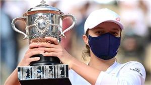 Nhà vô địch đơn nữ Iga Swiatek: Roland Garros 2020 mới là sự khởi đầu