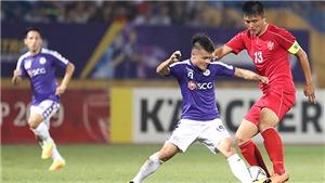 Hà Nội FC và TP.HCM phấn khích với AFC Champions League