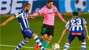 Barcelona lại mất điểm ở La Liga: Những bàn thắng mất tích
