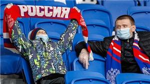 Tương lai EURO 2020: Đến Nga hoặc có thể không diễn ra