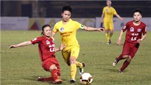 Giải bóng đá nữ VĐQG 2020: Đường đua đến ngôi hậu