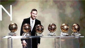 Quả bóng vàng 2020 không được trao: Bất khả kháng, nhưng hoàn toàn hợp lý