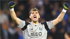 Tạm biệt, vị thần cao thượng Casillas