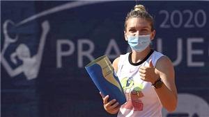 Simona Halep rút khỏi US Open 2020: Sức khỏe là trên hết!