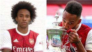 Arsenal: Có mạnh hơn khi giữ Aubameyang, và tuyển mộ Willian?