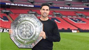 Arsenal: Thắng Community Shield, rồi sao?