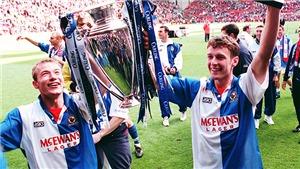 Blackburn và câu chuyện đằng sau chức vô địch lịch sử