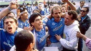 Maradona và những ngày rung chuyển nước Ý