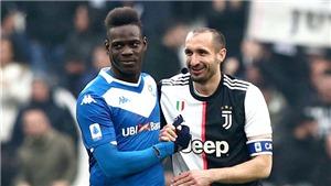 "Chiellini chỉ trích Melo và Balotelli: Sao phải ""bức xúc"" thế, Chiello?"