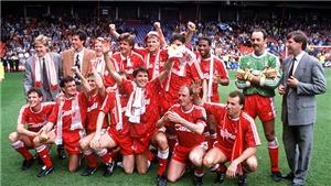 Liverpool và cơn khát vô địch Ngoại hạng Anh: Mới đó mà đã hơn 30 năm