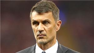 AC Milan: Cuộc chiến đơn độc của Paolo vĩ đại