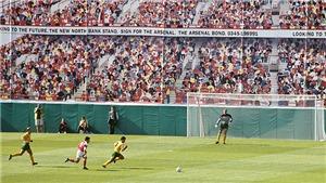 Bức tranh bị nguyền rủa của Arsenal