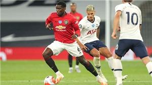 Trực tiếp bóng đá MU vs Sheffield United: Pogba trở lại, tuyến giữa MU sẽ thế nào? K+, K+PM