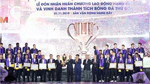 'Hà Nội FC đang tiếp cận những giá trị chuyên nghiệp'