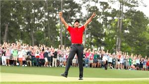 Các sự kiện thể thao của năm 2019: Tiger Woods và chiến thắng của năm
