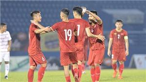 B.Bình Dương – U20 Việt Nam: Ghi điểm với 'phù thủy trắng'