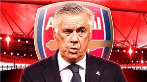 Ancelotti có thể dẫn dắt Arsenal: Chiếc vương miện không hợp với thường dân
