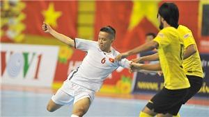 Futsal Việt Nam và người Thái