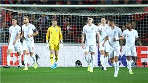 Bulgaria vs Anh (1h45 ngày 15/10): EURO 2020 không dành cho người Anh?