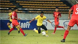 Đông Nam Á không còn là hiện tượng ở giải U16 châu Á